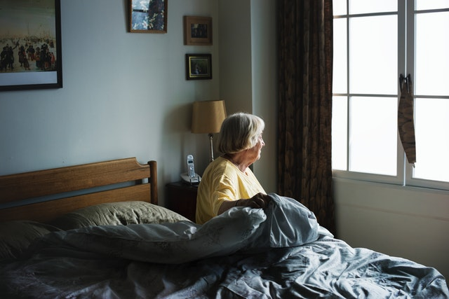 elderly room