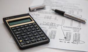 calculator planning finances
